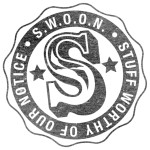 S.W.O.O.N. Stamp