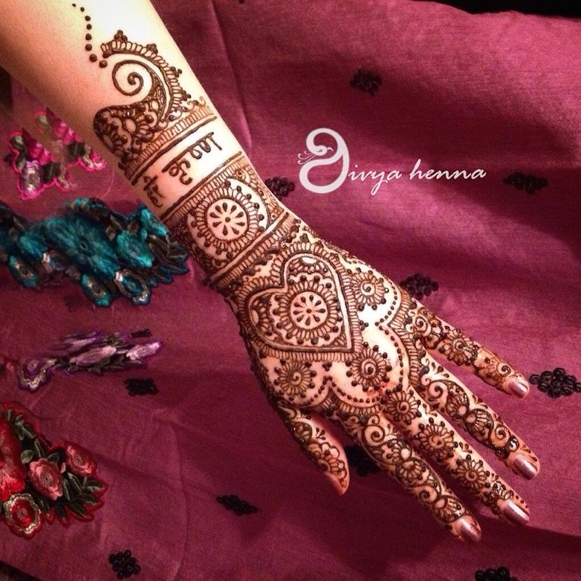 Mehndi Henna Mix : Synchronicity the swoon society