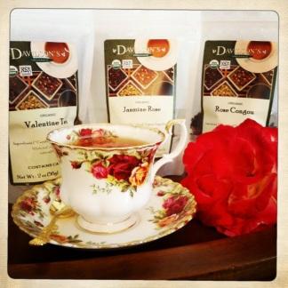 Rose Tea 1