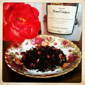 Rose Tea 2