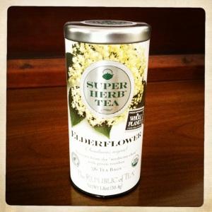 A Sup-herb Tea