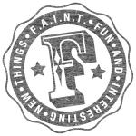 F.A.I.N.T. Stamp