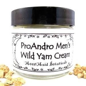 ProAndro Men's Wild Yam Cream