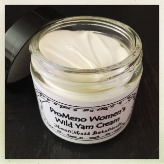 ProMeno Women's Wild Yam Cream