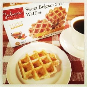 Liège Waffles 1