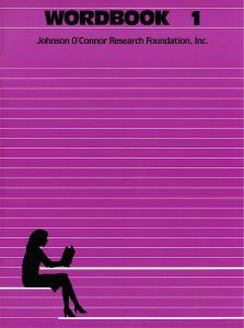 Wordbook 1