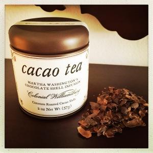 cacao-shell-tea